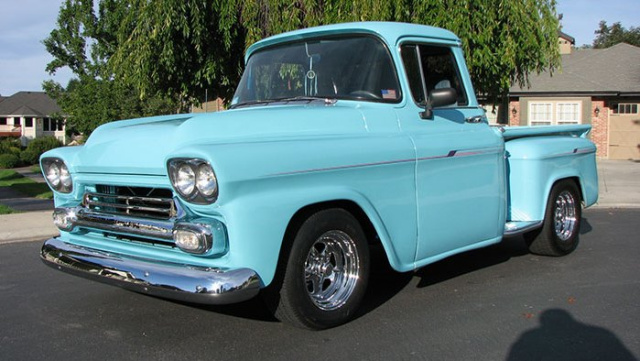 1959 Chevrolet Apache Task Force Truck