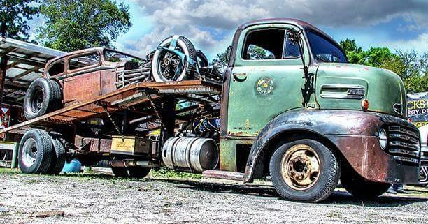 Rat Rod Roll Off